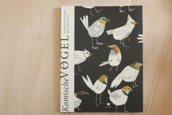 Komische Vögel – Malen und Zeichnen mit Carll Cneut