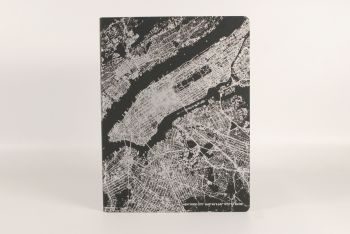 Notebook Graphic TRAVELLER NIGHTFLIGHT OVER NYC